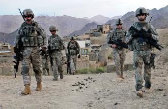 Dopo la Siria, il presidente Trump annuncia il ritiro delle truppe dall'Afghanistan.