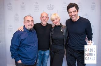 Alessandro Gassmann e Gianmarco Tognazzi: le foto esclusive