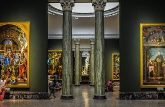 L'Italia è ricca di musei... Ma i giovani li snobbano.