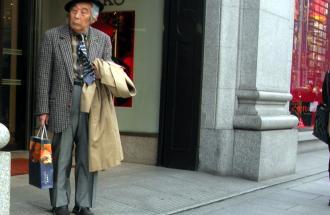 Giappone, ci sono troppi anziani: problemi per l'economia e le pensioni.