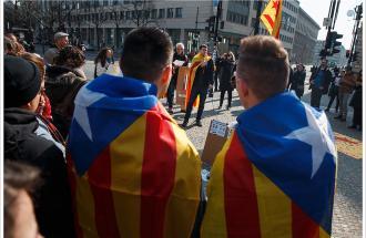 Madrid: via al processo contro gli indipendentisti della Catalogna.