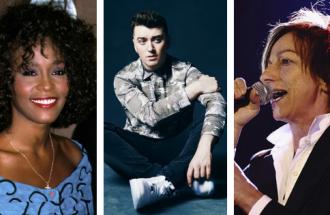 Whitney Houston, Gianna Nannini, Sam Smith:: scopri il meglio dalla nostra playlist