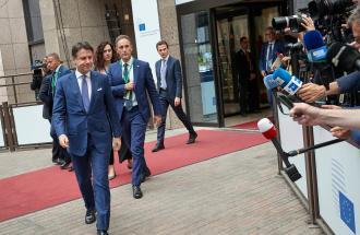 Bruxelles, vertice fiume sulle nomine: ma l'accordo ancora non c'è.