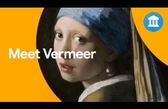 La ragazza con l'orecchino di perla e altri capolavori di Vermeer in una app!