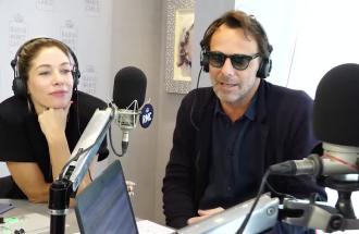 Alessandro Preziosi e Sarah Felberbaum: vi raccontiamo l'amore... quando non c'erano i social!
