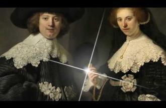 L'incredibile segreto nascosto nei quadri di Rembrandt