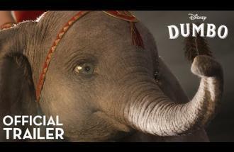 Dumbo: guarda il bellissimo trailer ufficiale
