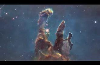 Le esplosioni dell'Universo diventano musica: il video