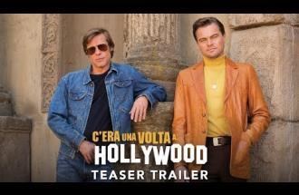 """Ecco il trailer ufficiale di """"C'era una volta a Hollywood"""""""