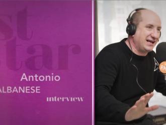 Antonio Albanese: vi racconto l'emigrazione... in maniera diversa!
