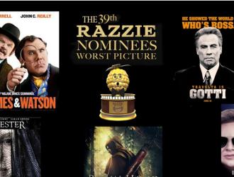 Altro che Oscar: ecco i film peggiori del 2018