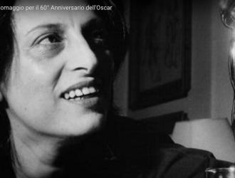 21marzo 1956:  Anna Magnani è la prima attrice italiana a vincere l'Oscar per un film americano