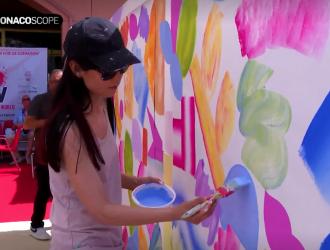A Monte Carlo la street art a favore della natura