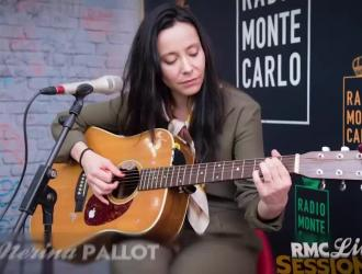 Nerina Pallot live a Monte Carlo nights: guarda  l'emozionante show!