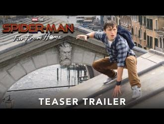 Spider-Man: Far From Home, arriva il primo trailer!