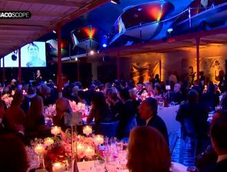 L'emozionante gala in memoria di Robert Kennedy