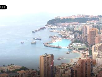 Proseguono i lavori per l'incredibile progetto urbanistico di Monte Carlo