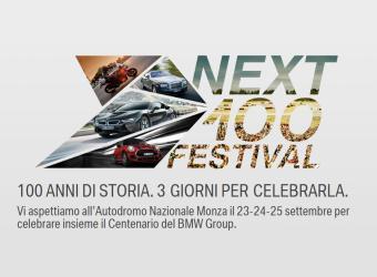 RADIO MONTE CARLO CELEBRA I 100 ANNI DI BMW GROUP!