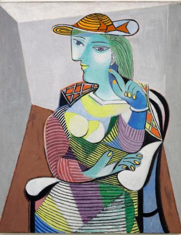 Capolavori dal Museo Picasso di Parigi. RMC è radio ufficiale