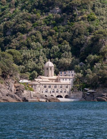 L'Abbazia di San Fruttuoso in Liguria