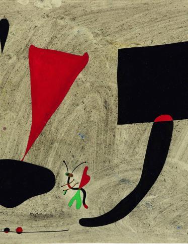 Joan Miró: Materialità e Metamorfosi. RMC è radio ufficiale