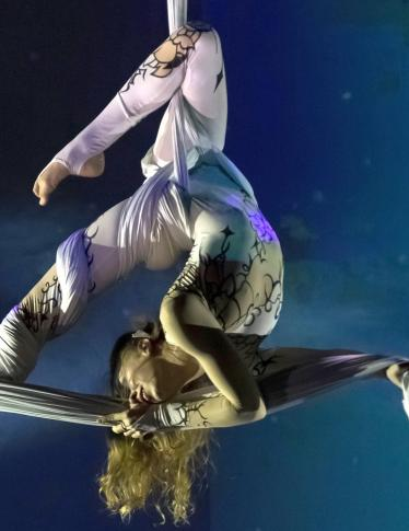 Dal 6 al 29 aprile torna in scena Alis, lo show dei record di Le Cirque World's Top Performers