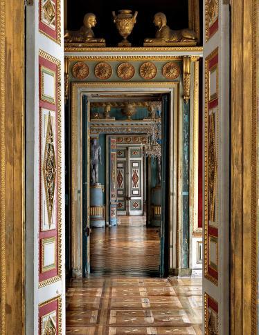 Architetture e prospettive- Massimo Listri alla Venaria Reale