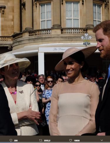 Meghan Markle compie gli anni nello stesso giorno di un altro celebre personaggio della Royal Family