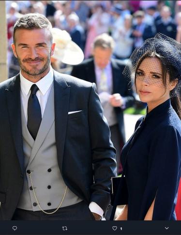 David Beckham: le foto che stanno incantando il web