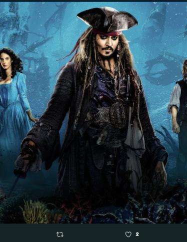 Johnny Depp escluso dal nuovo film Pirati dei Caraibi?