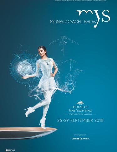 """""""Il profumo del mare"""" al Monaco Yacht Show"""