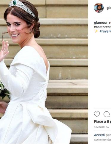 Royal Wedding: tutte le foto più belle del matrimonio della Principessa Eugenie