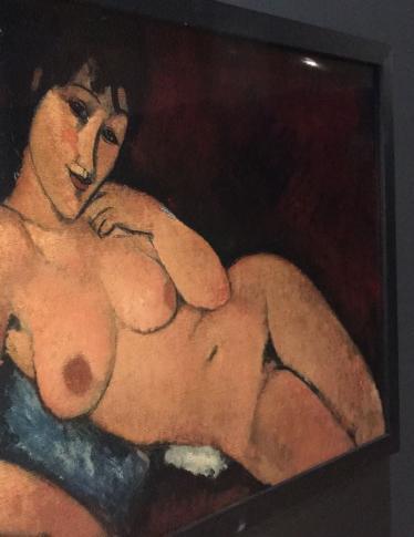 Modigliani: la grande mostra- evento a Palermo.  Radio Monte Carlo è radio ufficiale
