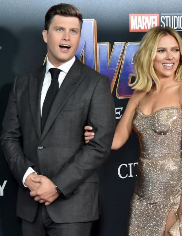 Scarlett Johansson pronta per il terzo matrimonio!