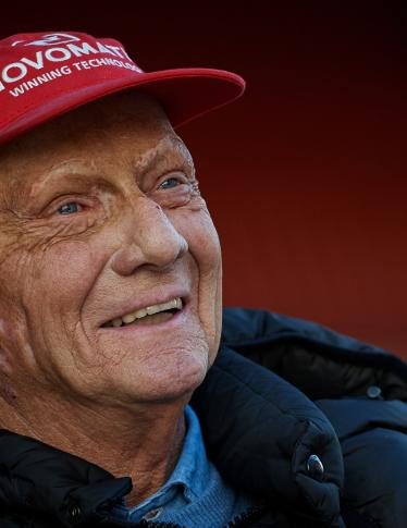 Niki Lauda. Formula 1 in lutto, addio al grande pilota