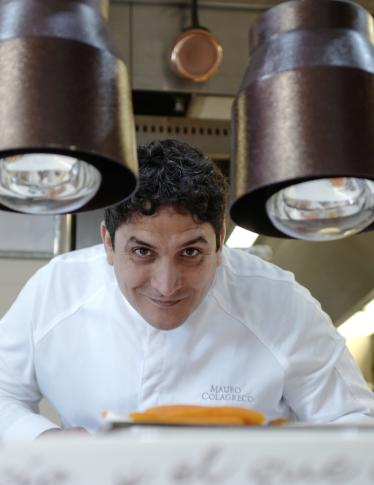 Ha (anche) origini italiane lo chef numero uno al mondo