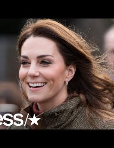 La Regina Elisabetta mangia la pizza? Risponde Kate Middleton