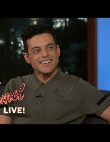 Bohemian Rhapsody: Rami Malek racconta il terribile momento in cui Nicole Kidman l'ha ignorato