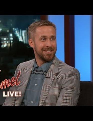 Ryan Gosling: il suo lavoro fa confondere i figli
