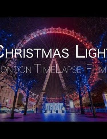 Natale: guarda tutte le luci natalizie più belle di Londra!