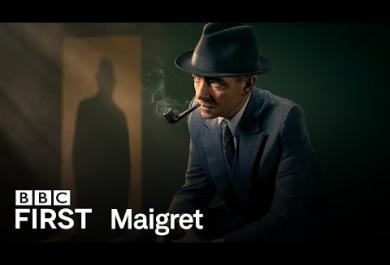 Mr. Bean nel ruolo dell'ispettore Maigret