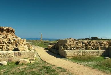 Area archeologica di Capo Colonna, Crotone