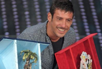 Sanremo 2016: Francesco Gabbani è il vincitore della Sezione Giovani