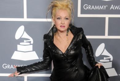 Cyndi Lauper: «Io e Madonna non siamo mai state in competizione»