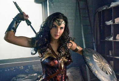 Wonder Woman al cinema per l'estate 2017