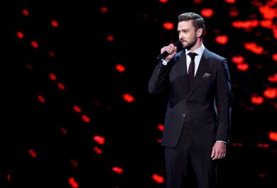 Justin Timberlake e le gioie della paternità