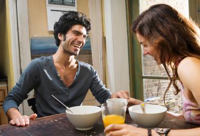 Arriva il food feeling, ovvero… guarda cos'ha nel piatto per capire se è il partner giusto per te