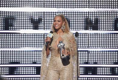 Beyoncé trionfa agli MTV Video Music Award
