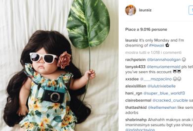 Star di Instagram a soli 4 mesi. La storia di Joey Marie Choi