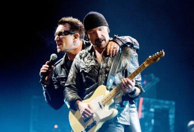 U2: i primi favolosi 40 anni